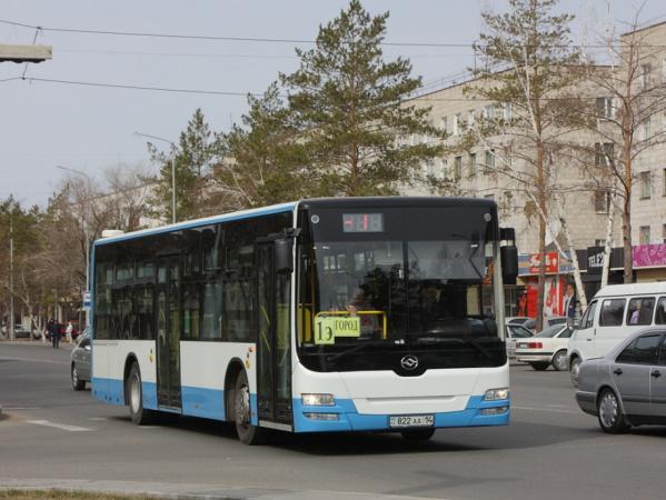 Водителей автобусов наказывают за нарушения в Павлодарской области