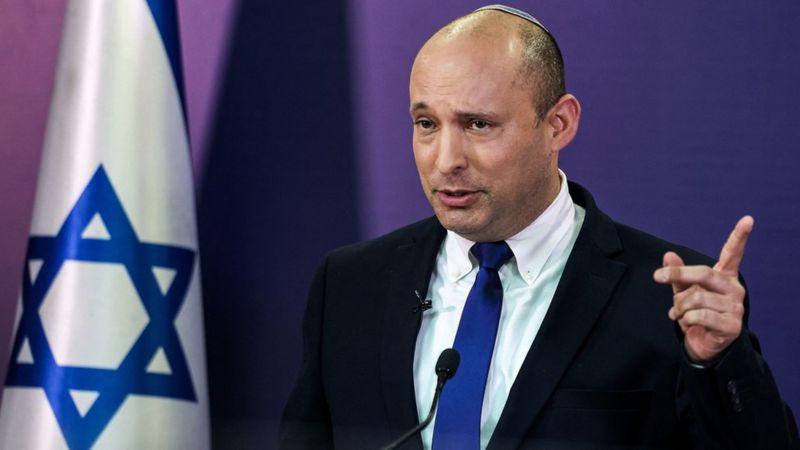 Нафтали Беннет стал новым премьер-министром Израиля