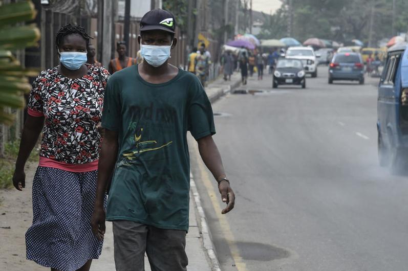 非洲新冠疫情严峻 累计病例超过500万
