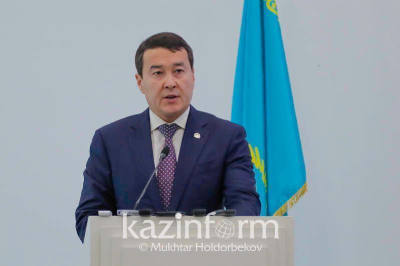 Алихан Смаилов провел заседание Рабочей группы по вопросам развития креативного сектора экономики