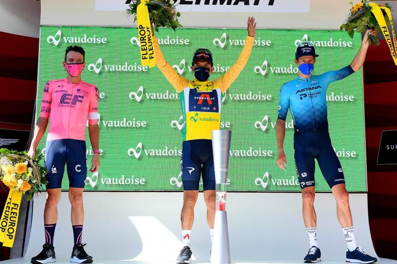 Astana's Fuglsang returns to Tour de Suisse podium in 3rdoverall