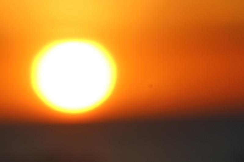 国内大部分地区将迎来高温天气