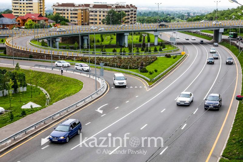 Движение по проспекту Рыскулова перекроют в Алматы