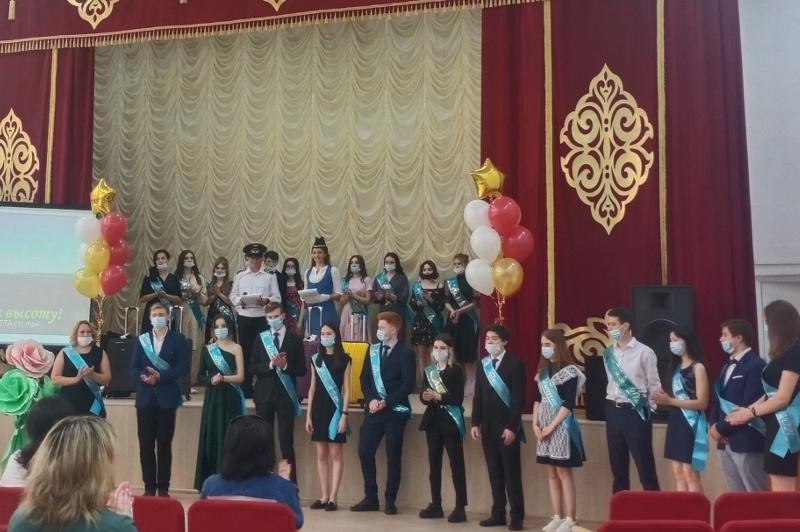 Праздничные мероприятия для 1414 выпускников прошли в Павлодаре