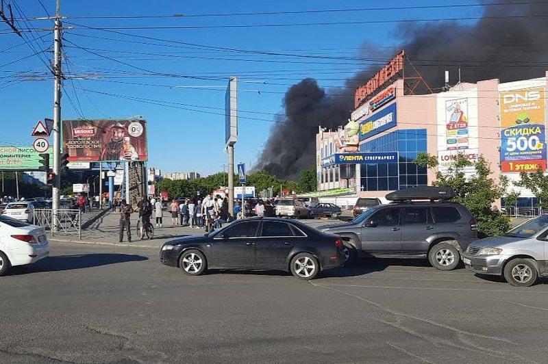 Взрывы и пожар на АЗС в Новосибирске: пострадало свыше 20 человек