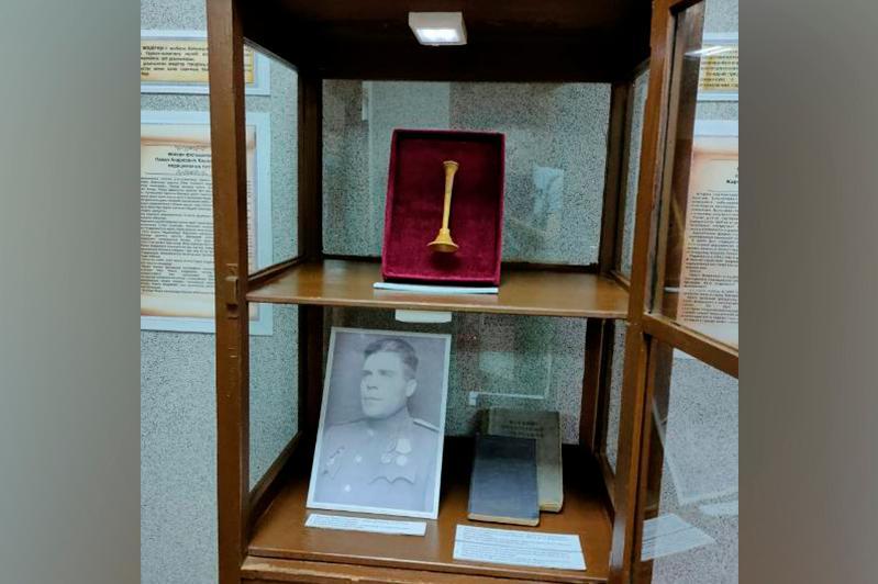 В преддверии Дня медика темиртауский музей представил старинный экспонат