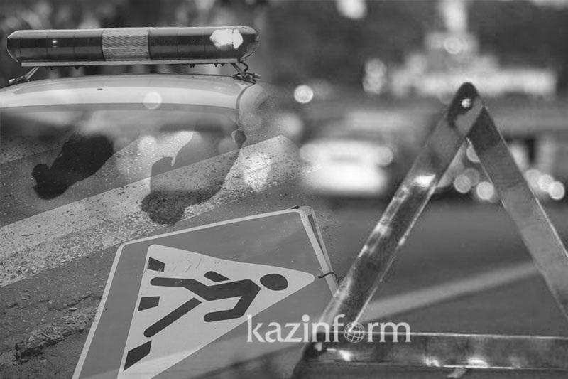 Женщина погибла под колесами внедорожника в Алматы