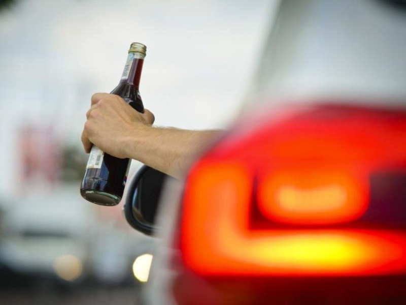 Шесть пьяных водителей выявили в Атырау за сутки