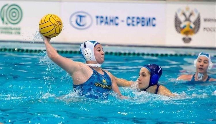 Казахстанки уступили в первом матче суперфинала Мировой лиги по водному поло