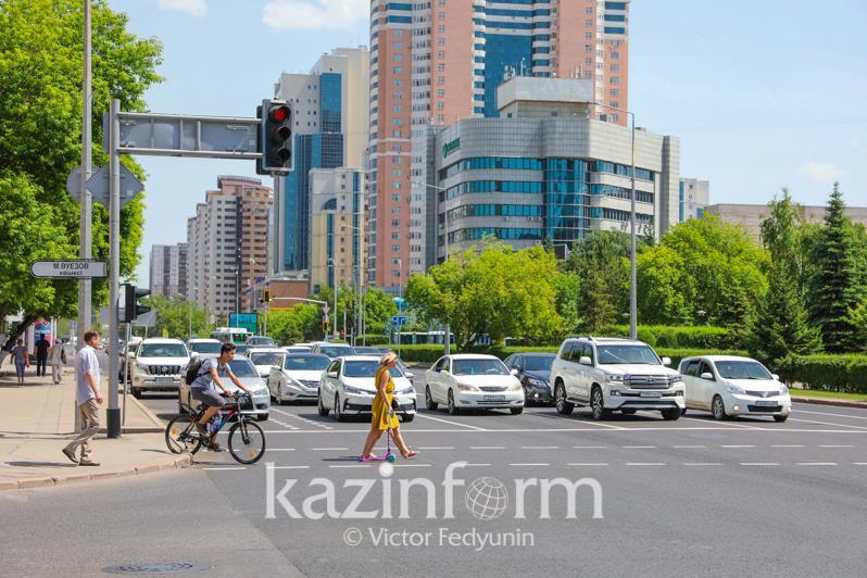 Без осадков будет в Казахстане 15 июня