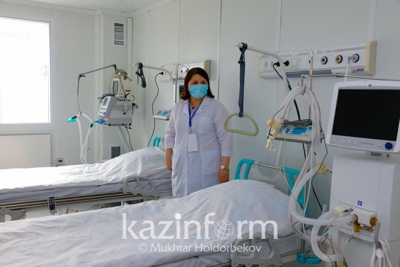 14 июн куни Қозоғистонда 1065 киши коронавирус инфекциясидан соғайиб чиқди