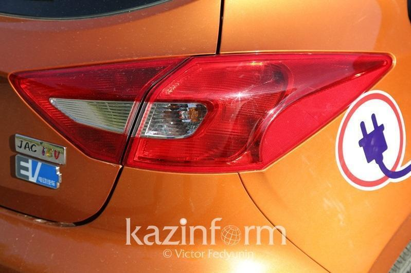 Kazakhstan plans to boost electric vehicle numbers