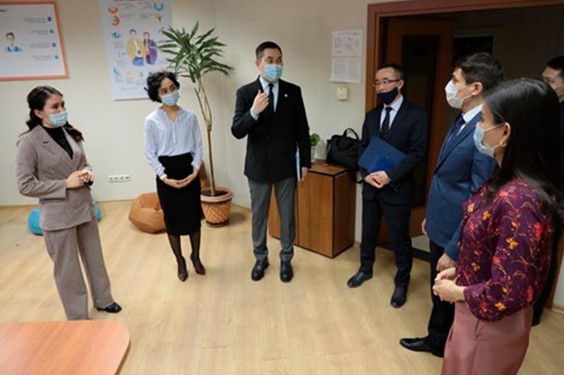 Проект по поддержке молодежи категории NEET появился в Казахстане