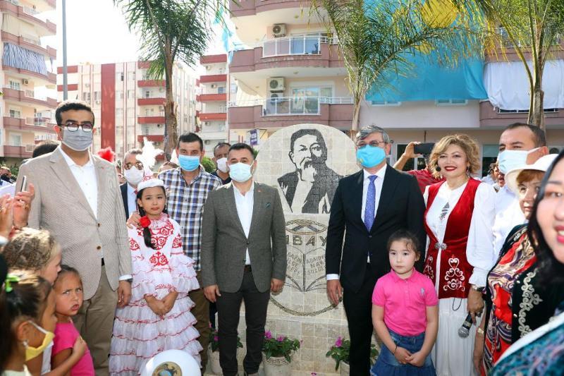 Парк имени Абая появился в турецком городе Алания