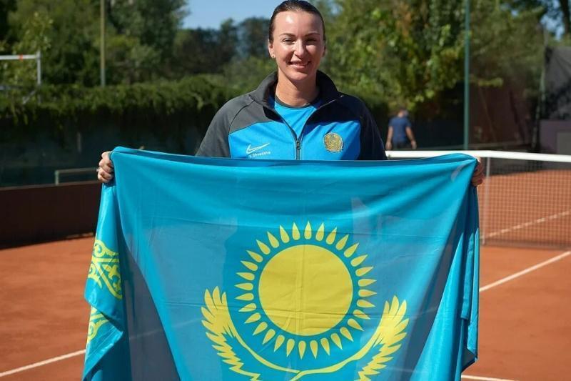 Kazakhstan announces national tennis team's roster for Tokyo Olympics