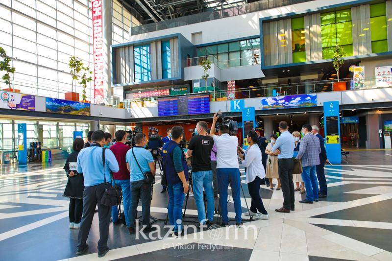 Ashyq на вокзалах: как вернуть деньги за билеты на поезд