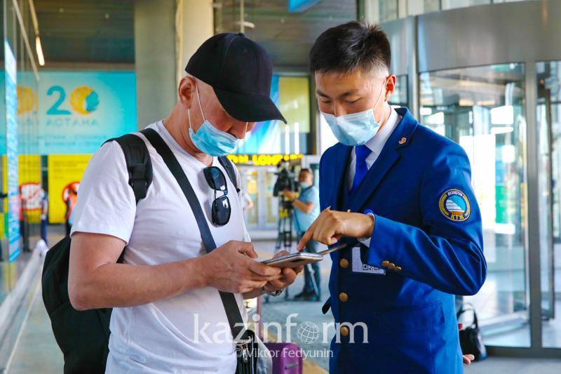 Астанадағы «Нұрлы жол» вокзалында Ashyq жобасы қалай жұмыс істейді