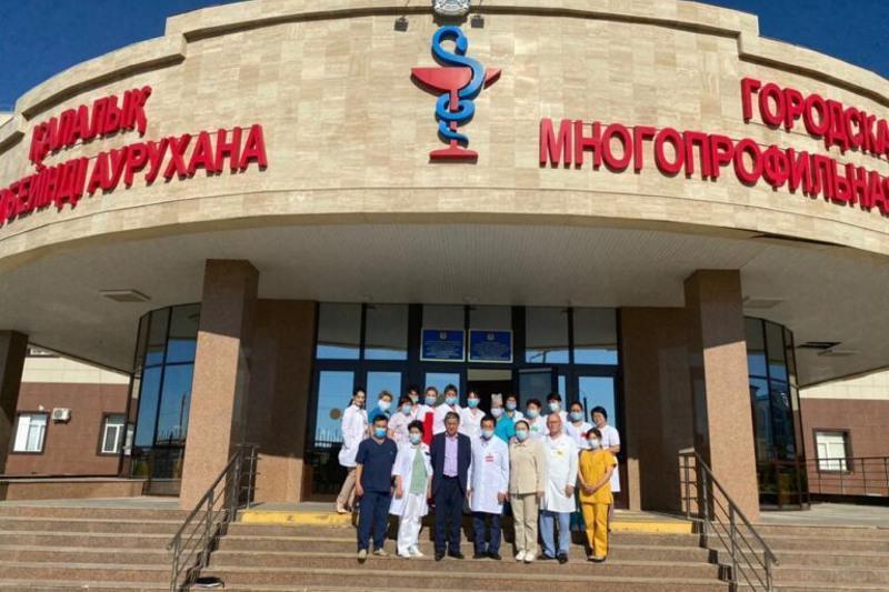 哈萨克斯坦开始对第二款国产新冠疫苗进行临床试验