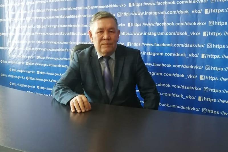 Санврач ВКО Хамит Илюбаев - о работе до и в период пандемии, борьбе с опасными инфекциями и фейками