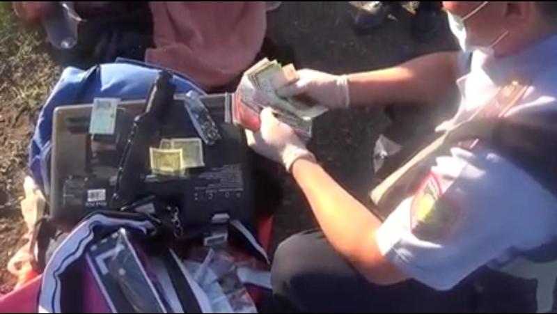 СҚО-да ел кезіп, ұрлық жасап жүрген гастролер ұсталды