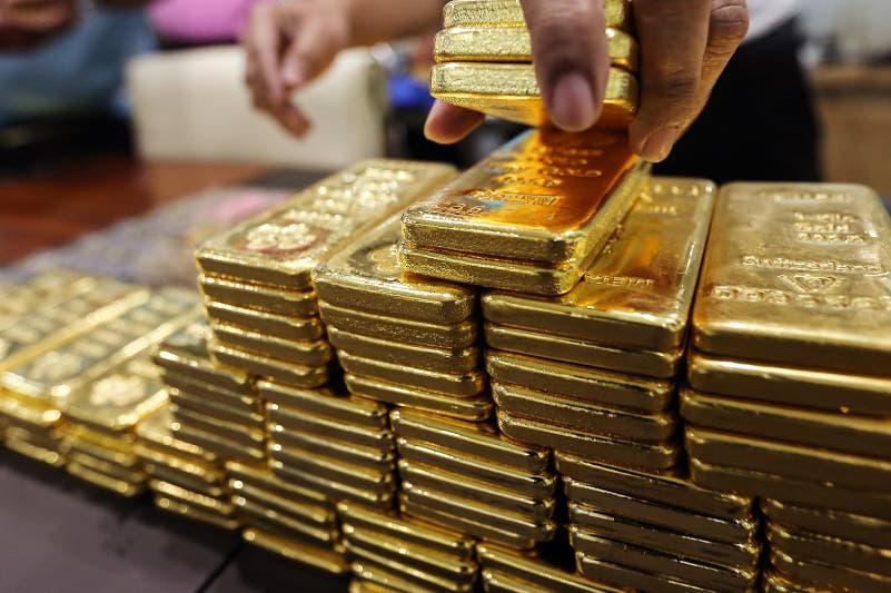 Айырбастау пункттеріне 2017 жылға дейін шығарған алтын құймаларды сатып алу құқығы берілді