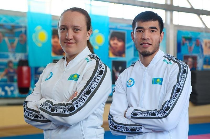 哈萨克斯坦空手道队又获两张东京奥运会入场券