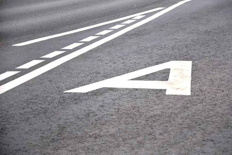 Полосу «Bus Lane» запустят еще на двух улицах столицы