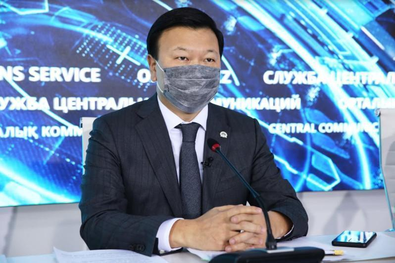 Kazakh health minister on vaccination drive in country