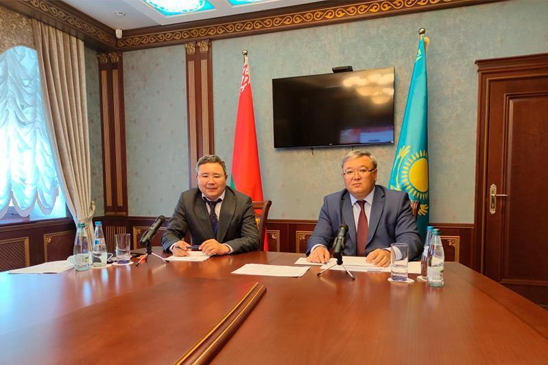 Kazakhstan-Belarus Investment Forum sitting held