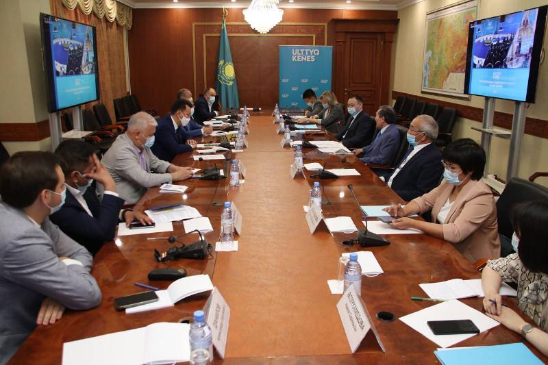 Члены Нацсовета обсудили с общественниками Карагандинской области президентские инициативы