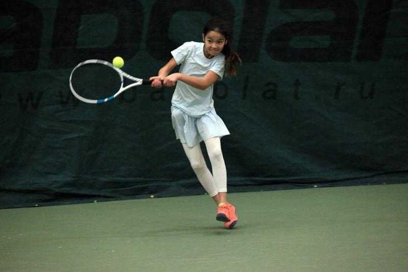 Теннис: Зара Дәркен Украинадағы турнирдің жартылай финалына шықты
