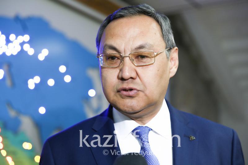 В водном хозяйстве катастрофически не хватает специалистов – Ахылбек Куришбаев