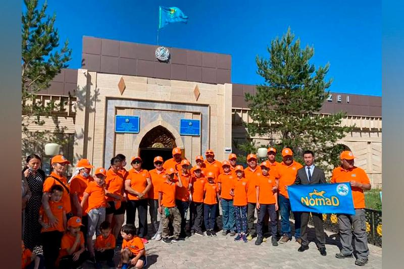 Экспедиция Baytak Dala – Babalar Murasy побывала в Карагандинской области