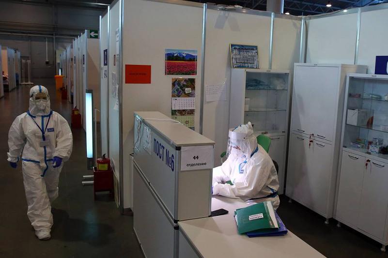 В России выявили свыше 14 тысяч случаев заражения коронавирусом за сутки