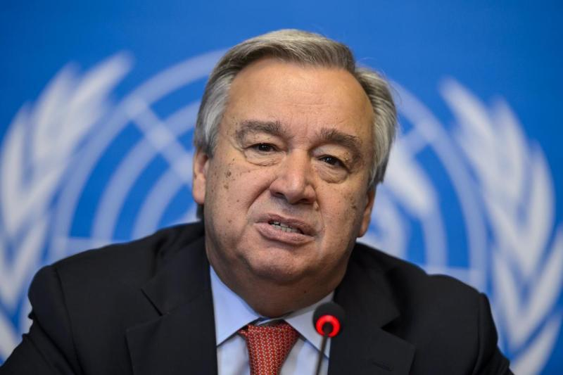 Land degradation undermines well-being of 3.2 bln people, warns UN chief