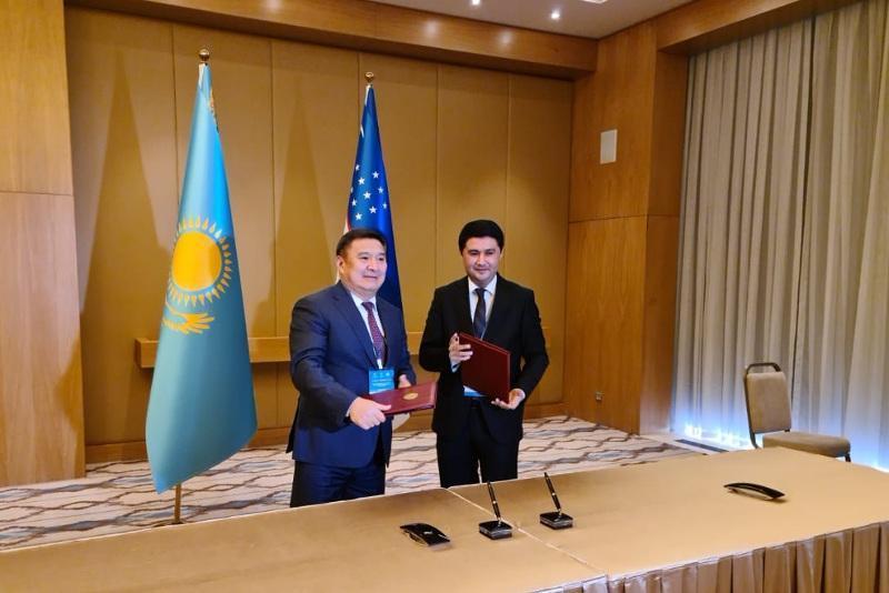 哈萨克斯坦和乌兹别克斯坦反腐败机构签署谅解备忘录