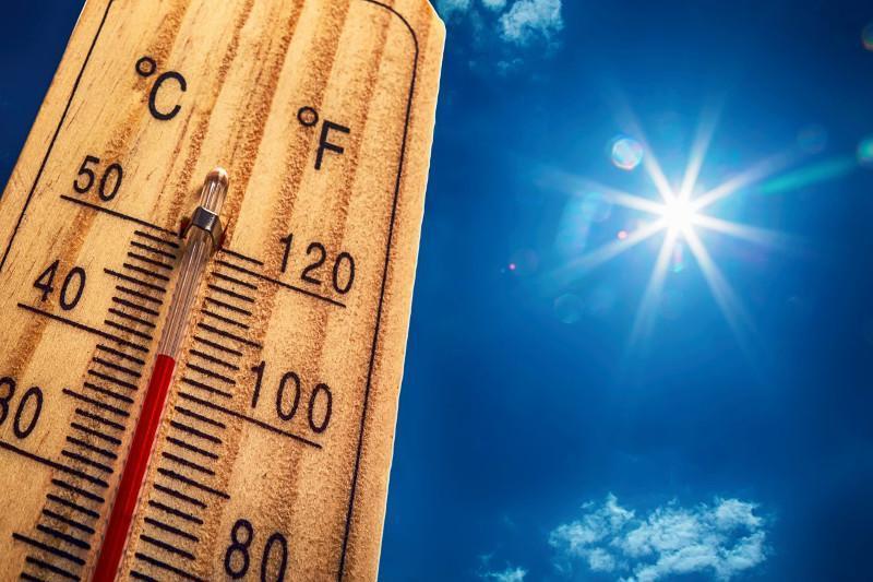美国西部多地高温破纪录
