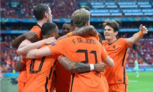 Футболдан Еуропа чемпионаты: Нидерланды Австрияны сүріндірді