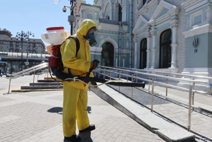 俄首都新冠疫情反弹 当局要求服务业员工必须接种疫苗