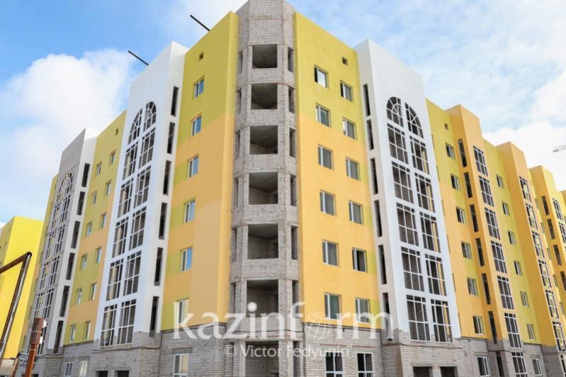 阿克托别州今年计划新建住房118万平米