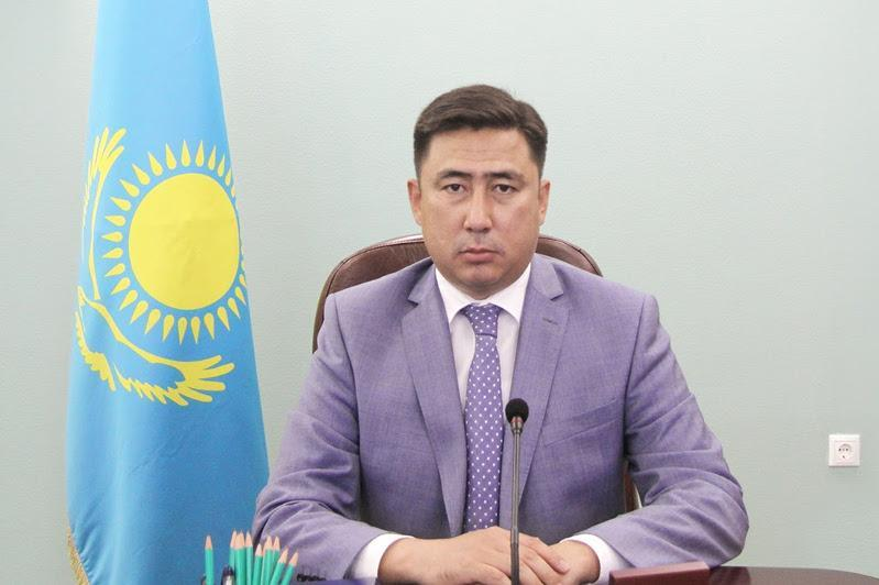 New head of Kazakh Ministry Health Office named
