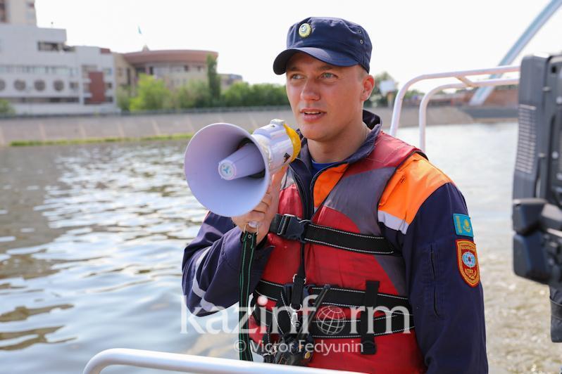 Столичные спасатели в выходные и праздники будут работать на водоемах в усиленном режиме