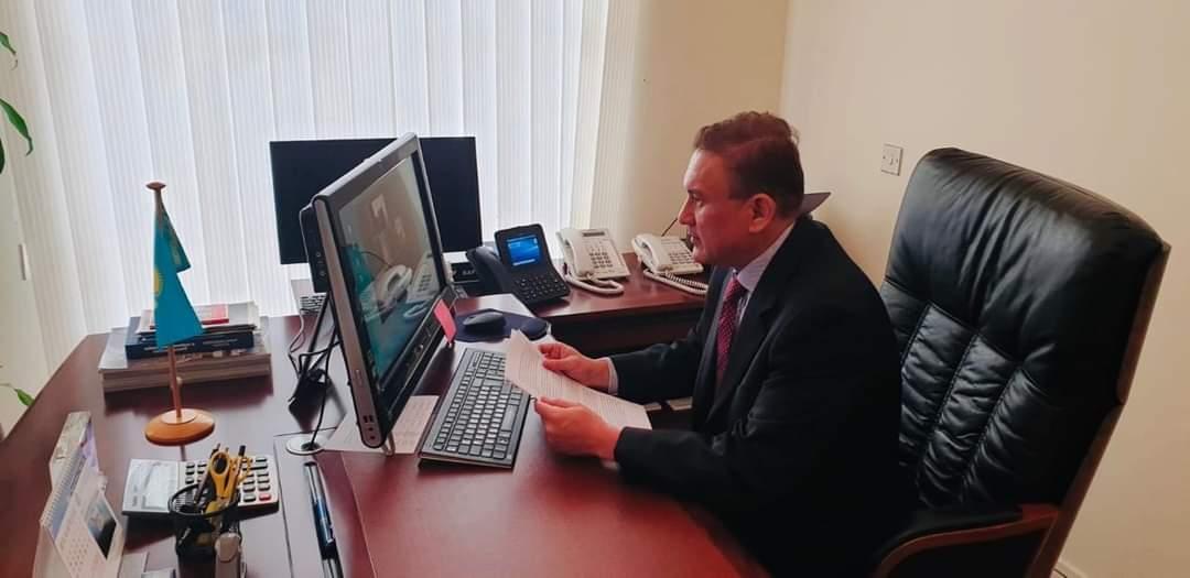 纳扎尔巴耶夫宗教与文明间对话中心与ASDAA阿曼签署合作备忘录
