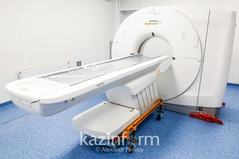 Насколько обеспечены аппаратами МРТ жители СКО
