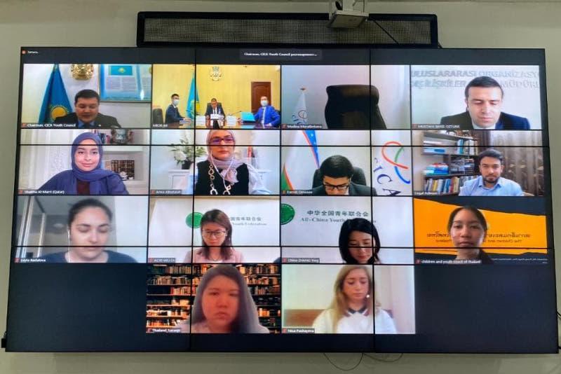 Казахстан провел IV заседание Молодежного совета СВМДА