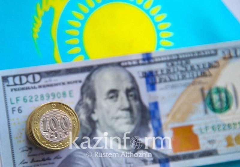 今日美元兑坚戈终盘汇率1: 427.83