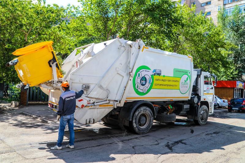 Как осуществляется сортировка и вывоз мусора в столице