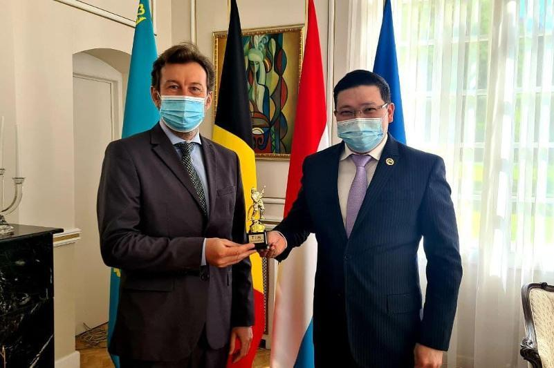 Kazakhstan enhances interaction with UN Office for Disaster Risk Reduction