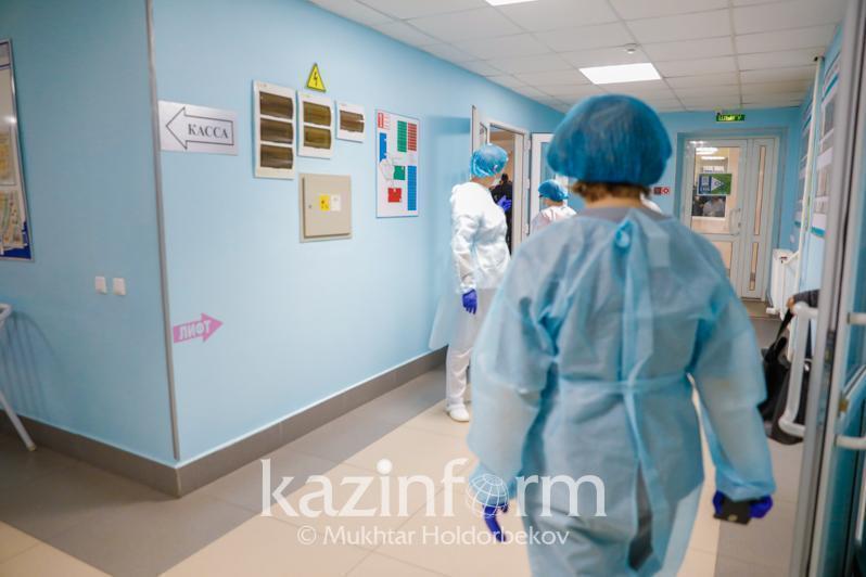 В инфекционных стационарах Атырауской области от КВИ лечатся 339 человек