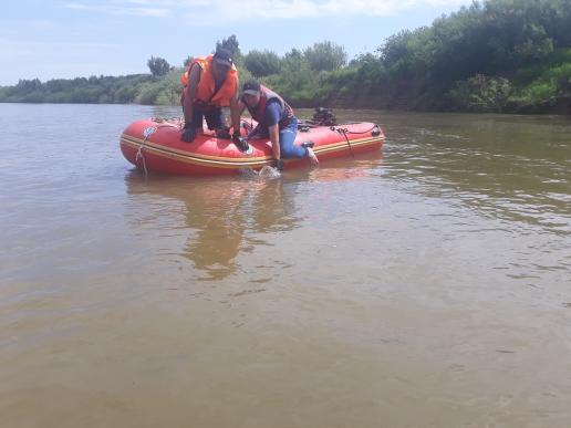 Труп пропавшего мужчины нашли в реке в СКО